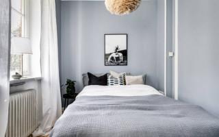 Jak vybrat ten pravý závěs pro malou ložnici | Green-Pages.info