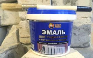 Horké radiátory: jak v zimě malovat, jakou barvu zvolit