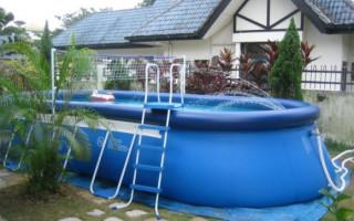 Který bazén je lepší: rám nebo nafukovací, recenze | Green-Pages.info