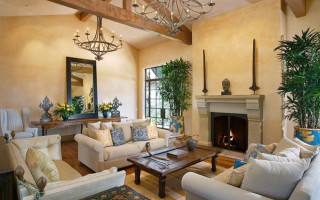 Originální a sofistikovaný: rysy interiérového designu v koloniálním stylu | Green-Pages.info