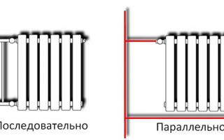 Jednopotrubní a dvoutrubkové připojení topných těles