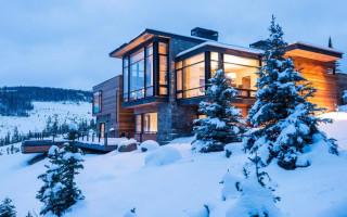 Interiér domu ve stylu chaty: Jak vytvořit alpskou pohádku? 210 Fotografie designu uvnitř i vně | Green-Pages.info