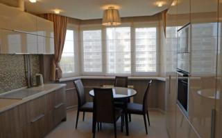 Možnosti opravy a úpravy kuchyně s arkýřovým oknem v domě P44T | Green-Pages.info