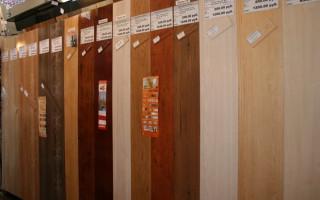 Výběr stěnových panelů pro koupelnu