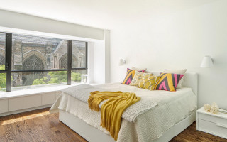 Ložnice ve stylu minimalismu — 77 fotografií | Green-Pages.info