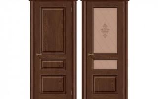 Jak si vybrat dýhované dveře pro váš domov