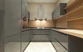 Jak si vybrat kuchyň z MDF: klady a zápory, tipy na výběr, 100 příkladů fotografií | Green-Pages.info