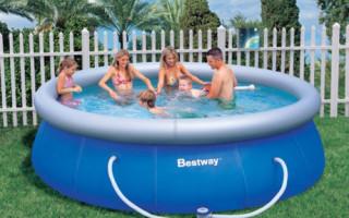 Nafukovací nebo rámový bazén: co si vybrat | Green-Pages.info