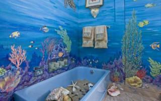 Přehled nástěnných panelů pro koupelnu — typy a pravidla instalace pro kutily | Green-Pages.info