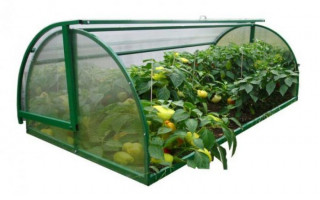 Jak postavit skleník «chléb» s vlastními rukama   Green-Pages.info