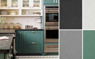 Barevné kombinace v interiéru | Green-Pages.info