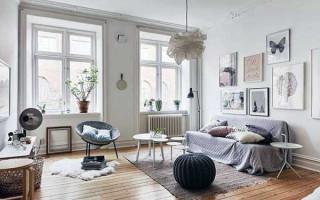 Skandinávský styl v interiéru   Green-Pages.info