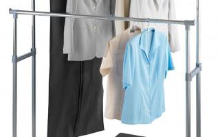 Výběr závěsu pro šatní skříň