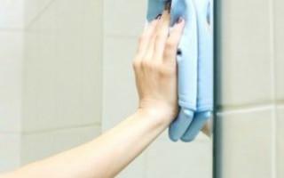 10 způsobů čištění zrcadla bez šmouh | Green-Pages.info