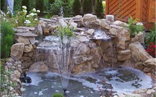 Jak si vyrobit fontánu vlastníma rukama | Green-Pages.info