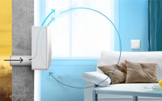 Odsávací ventilátor v koupelně: instalace systému pro svépomoc