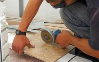 Na co se používají keramické dlaždice?