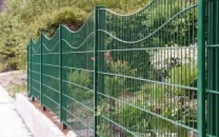 Typy podpěrných sloupků pro plot
