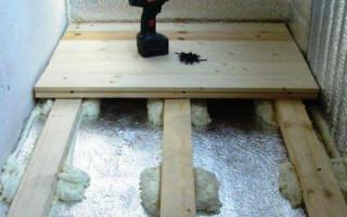 Podlaha v bytě a domě: výběr a instalace