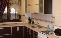 Design kuchyně v barvě wenge (skutečné fotografie) | Green-Pages.info