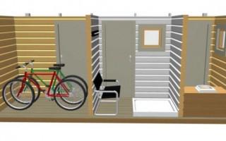 Změňte dům se dřevem na letní sídlo: jak stavět vlastními rukama + fotka
