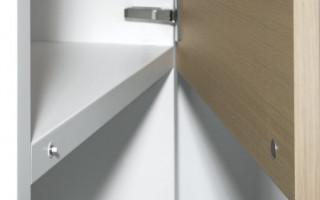 Instalace plynového nábytkového tlumiče na kuchyňskou linku | Green-Pages.info