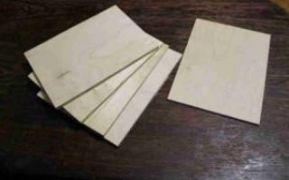 Jak vyrobit překližku pro ptáky z překližky: kresby s fotografiemi | Green-Pages.info