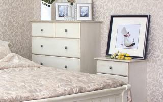 Praktický a originální: rohový komoda do ložnice | Green-Pages.info