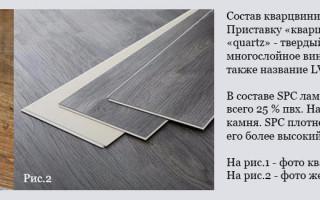 Vinylové podlahy: vnitřní struktura, klady a zápory