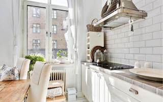 10 Nápady na design kuchyňských oken ve stylu Provence | Green-Pages.info