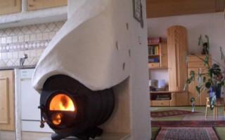 Jak udržet teplo v zimě mimo město: možnosti vytápění venkovského domu | Green-Pages.info