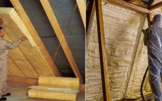 Jak si vybrat izolaci pro bytové a nebytové prostory: hlavní typy materiálů