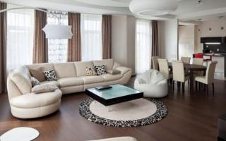 Projekt designu bytu: 55 nápadů na fotografie pro originální interiér | Green-Pages.info