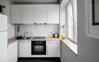 Design kuchyně s plochou 5-6 čtverců | Green-Pages.info