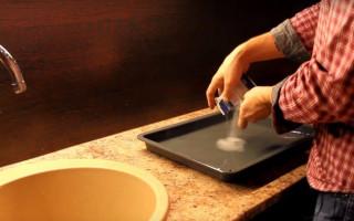 Jednoduché a rychlé způsoby, jak odstranit tuk z mikrovlnné trouby doma | Green-Pages.info