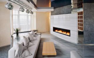 Interiér stylu Fusion: prvky, dekorace, fotografie | Green-Pages.info