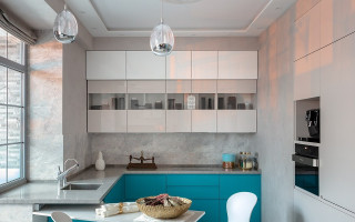 Věci, které v kuchyni nemají místo: jak snadné je pokazit design místnosti