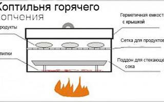 4 možnosti pro výrobu teplého uzeného udírny rukama | Green-Pages.info