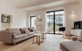 Správné vytvoření interiéru obývacího pokoje ve světlých barvách: 3 doporučení | Green-Pages.info