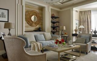 Italský styl; moderní interiér pro byt a dům | Green-Pages.info