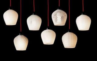 Jak si vyrobit stínítko (plafond) doma | Green-Pages.info