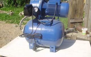 Jak vybrat kompresor pro vodu v soukromém domě; výběrová kritéria a nejlepší modely | Green-Pages.info