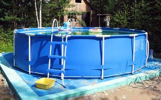 Jak si můžete vytvořit bazén sami | Green-Pages.info