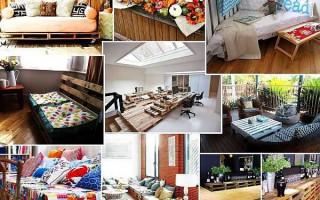 DIY domácí řemesla: originální nápady pro neobvyklé věci pro výzdobu interiéru | Green-Pages.info