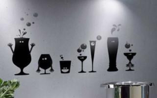 Výzdoba kuchyně — 12 super nápadů | Green-Pages.info