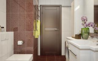 Malé nápady na design koupelny